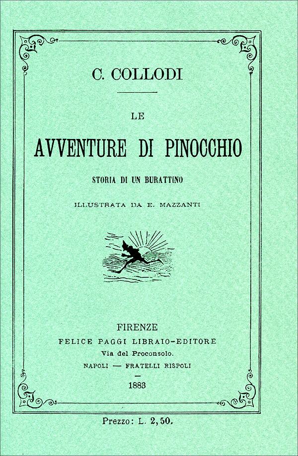 Le Avventure Di Pinocchio Pdf