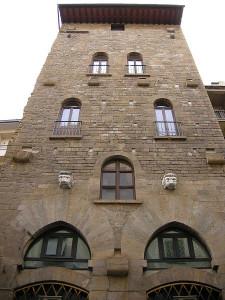 Torre degli Amidei (via Por Santa Maria)