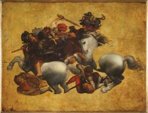 Anonimo, Tavola Doria, prima metà del XVI secolo