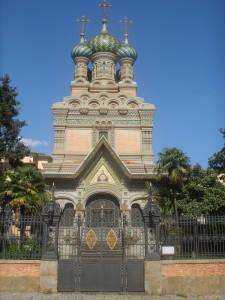 Chiesa ortodossa russa della Natività di Cristo a  Firenze